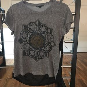 Truly Madly Deeply Aztec Sun T-Shirt